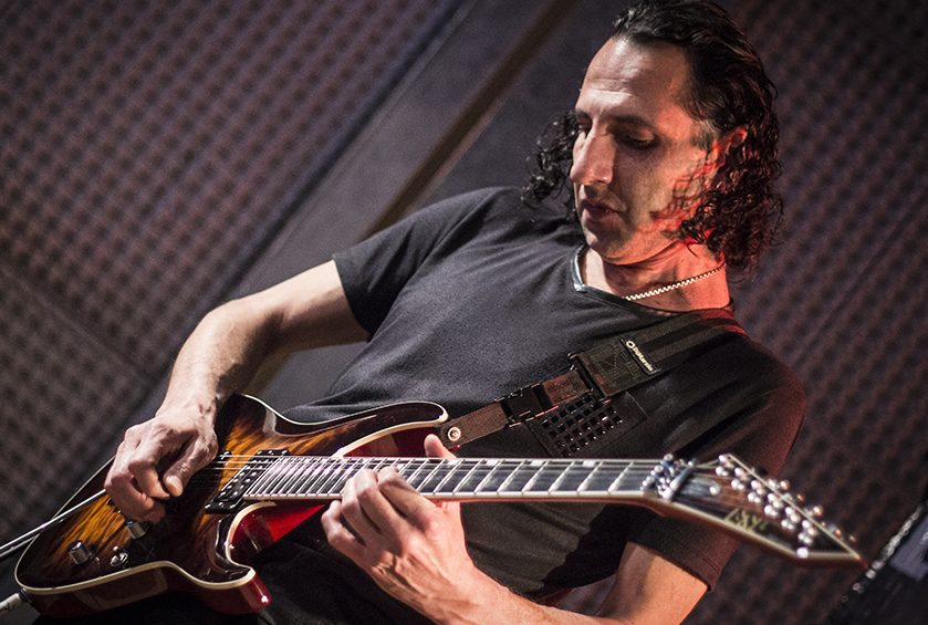 Javier Bagala clases de guitarra
